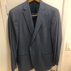 Ermenegildgo Zegna navy sports coat